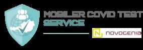 Mobiler Covid Test Service
